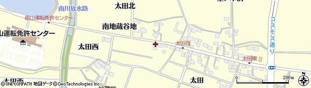 SATOシステム防災株式会社周辺の地図