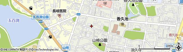ワイアードブレインズ周辺の地図