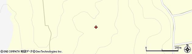 福島県郡山市湖南町中野(山崎)周辺の地図