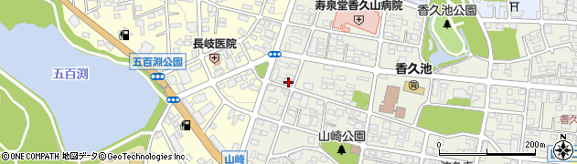 エボ(EVO)・祝福神周辺の地図