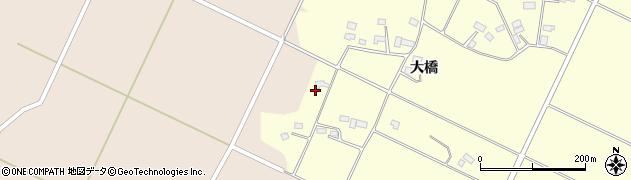福島県郡山市大槻町(向大橋)周辺の地図