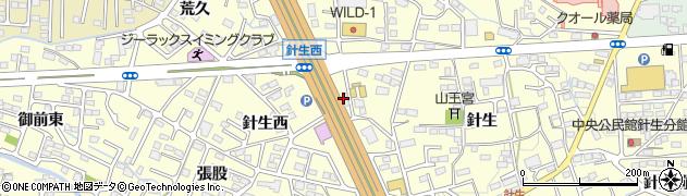 株式会社サンプラクトアイ・ピー事業部周辺の地図