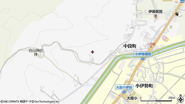 〒928-0041 石川県輪島市中段町の地図
