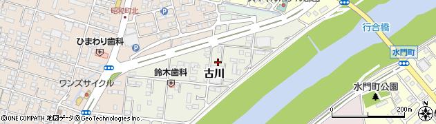 日研測量株式会社 福島営業所周辺の地図