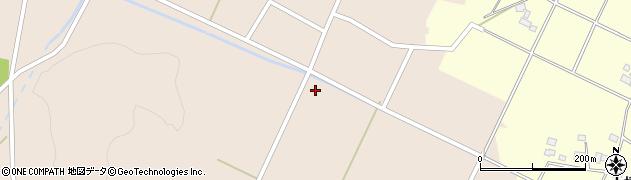 福島県郡山市逢瀬町多田野(白石道)周辺の地図