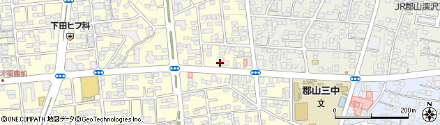 リラクゼーション・ア・ビアント周辺の地図