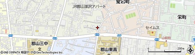 株式会社スガワラ・スポーツ 深沢本店周辺の地図