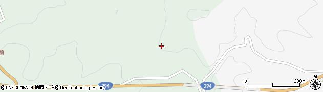 福島県郡山市湖南町福良(三王坂)周辺の地図