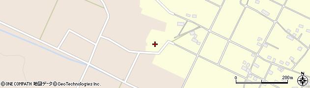福島県郡山市大槻町(滑河内)周辺の地図