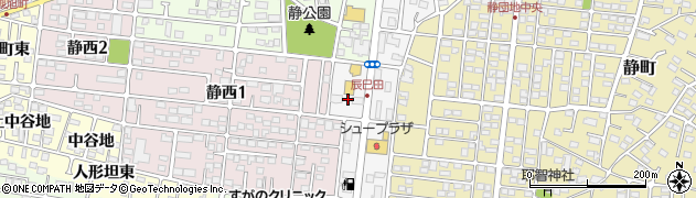 福島県郡山市大槻町(芦久根)周辺の地図