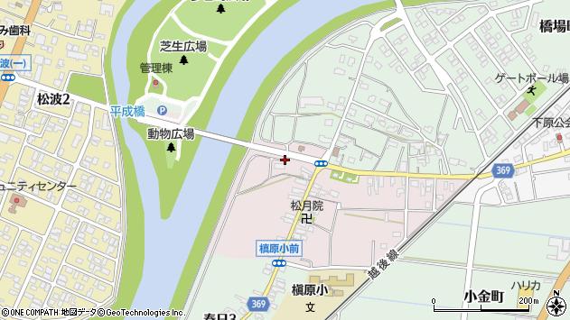 〒945-0015 新潟県柏崎市槇原町の地図