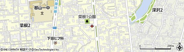 株式会社エージェーシー周辺の地図