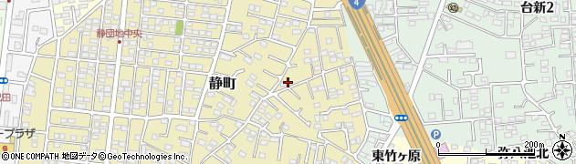 ダイアナシルキィ周辺の地図