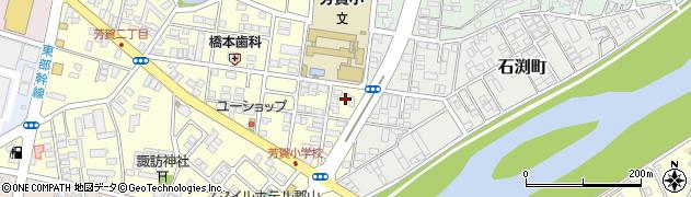 有限会社神山工務店周辺の地図