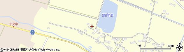 福島県郡山市大槻町(隠居免)周辺の地図