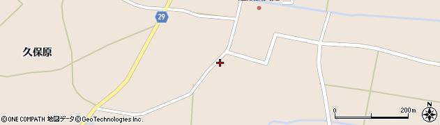 福島県郡山市逢瀬町多田野(南原)周辺の地図