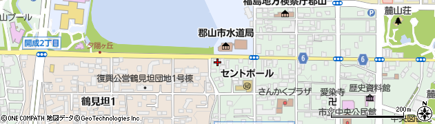 綜設有限会社周辺の地図