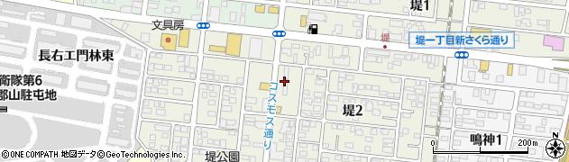 株式会社カナケン 福島営業所周辺の地図