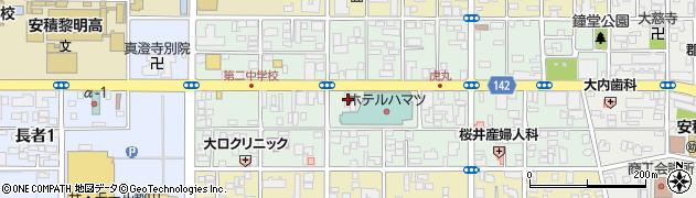 京セラドキュメントソリューションズジャパン株式会社郡山営業所周辺の地図