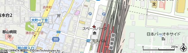 インテリア サイトグロウ周辺の地図