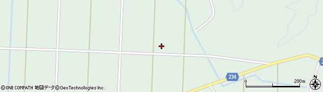 福島県郡山市湖南町福良(畑田)周辺の地図