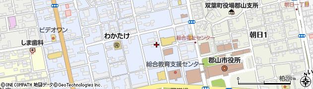 ファイナンシャルアライアンス株式会社福島支店周辺の地図