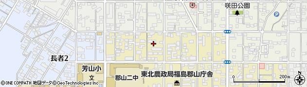 S‐CARE整骨院周辺の地図