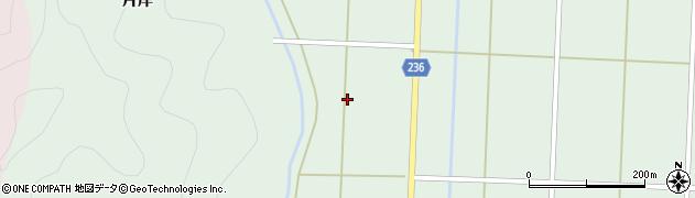 福島県郡山市湖南町福良(五斗蒔)周辺の地図