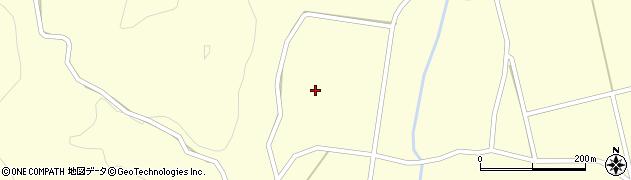 石川県輪島市町野町(徳成ヘ)周辺の地図