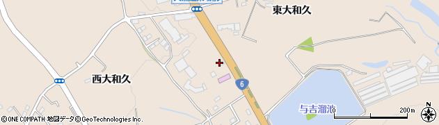 双葉運輸株式会社周辺の地図