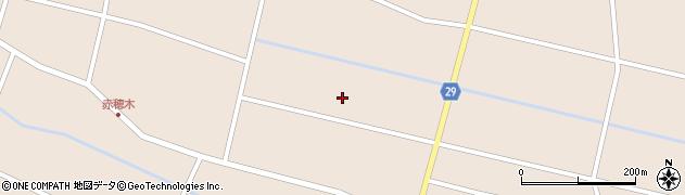 福島県郡山市逢瀬町多田野(上北田)周辺の地図
