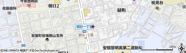 三部久夫公認会計士事務所周辺の地図