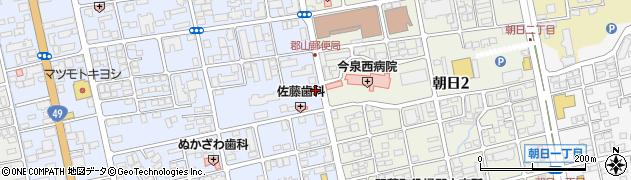 建交労 福島県本部周辺の地図