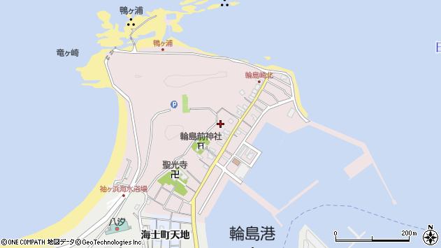 〒928-0071 石川県輪島市輪島崎町の地図