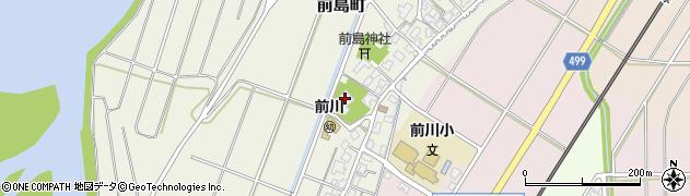 託念寺周辺の地図
