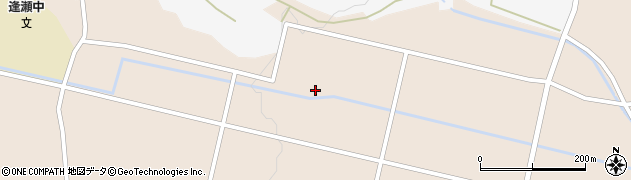 福島県郡山市逢瀬町多田野(小林)周辺の地図