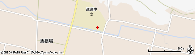福島県郡山市逢瀬町多田野(御伊勢前)周辺の地図