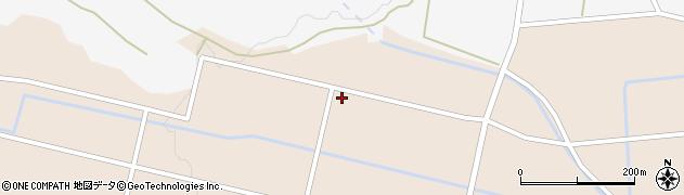 福島県郡山市逢瀬町多田野(北山岸)周辺の地図