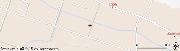 福島県郡山市逢瀬町多田野(小林山)周辺の地図