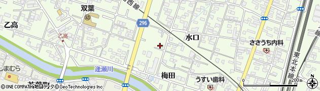 富久山総合商事周辺の地図