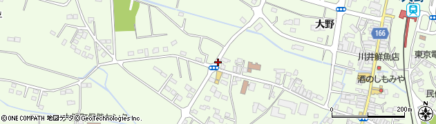 アキ美容室周辺の地図
