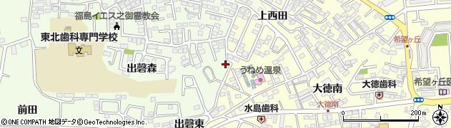 うねめ代行周辺の地図