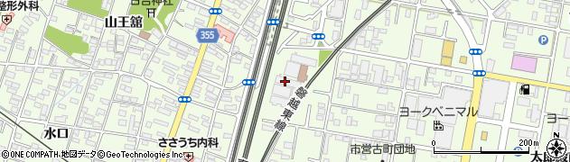 株式会社アリス不動産周辺の地図
