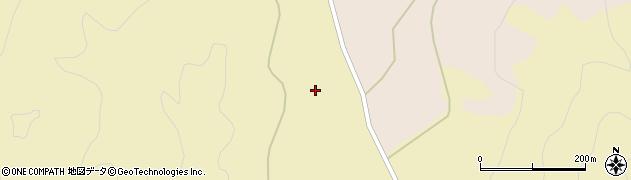 福島県郡山市湖南町舘(中谷地)周辺の地図