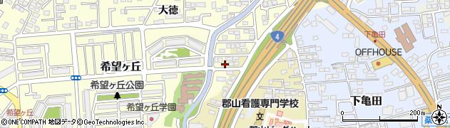 エスポワール周辺の地図