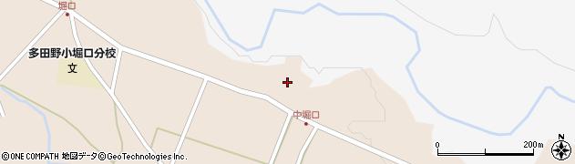福島県郡山市逢瀬町多田野(古山神)周辺の地図
