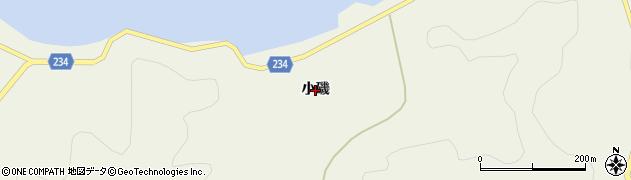 福島県郡山市湖南町舟津(小磯)周辺の地図