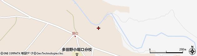 福島県郡山市逢瀬町多田野(黒岩)周辺の地図