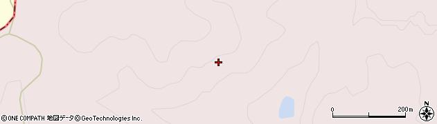 福島県郡山市湖南町赤津(富永家後)周辺の地図