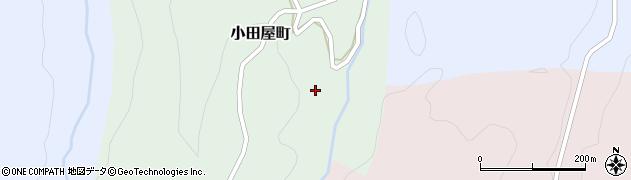 石川県輪島市小田屋町(ヰ)周辺の地図